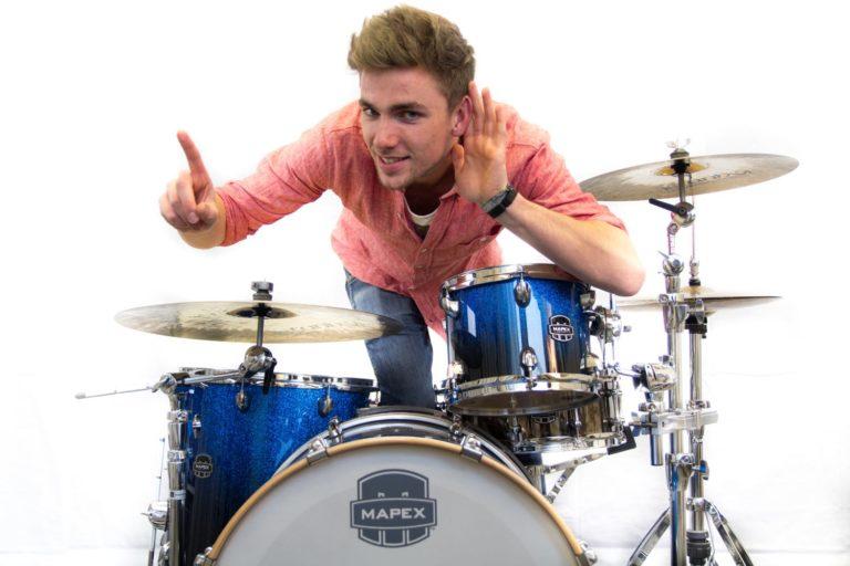 pro-Drum Schlagzeugunterricht Schüler 1