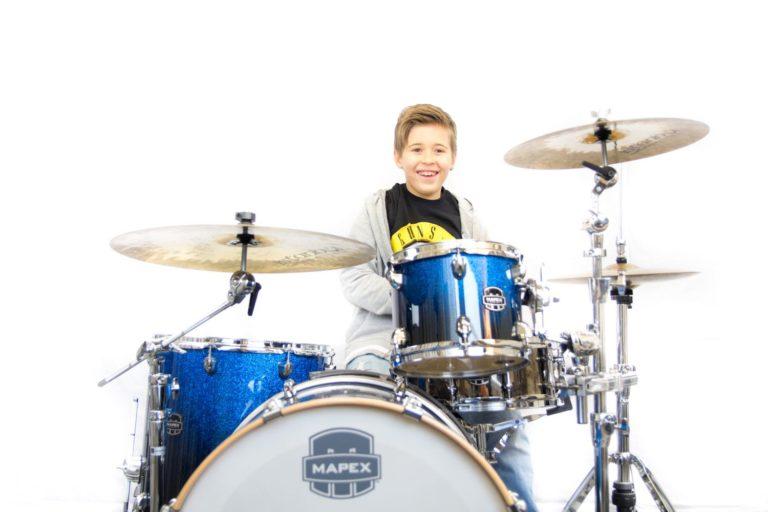 pro-Drum Schlagzeugunterricht Schüler 2