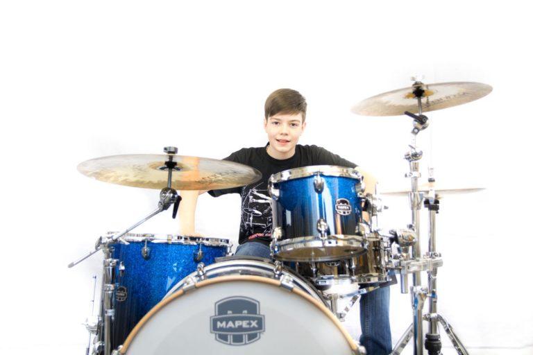 pro-Drum Schlagzeugunterricht Schüler 3