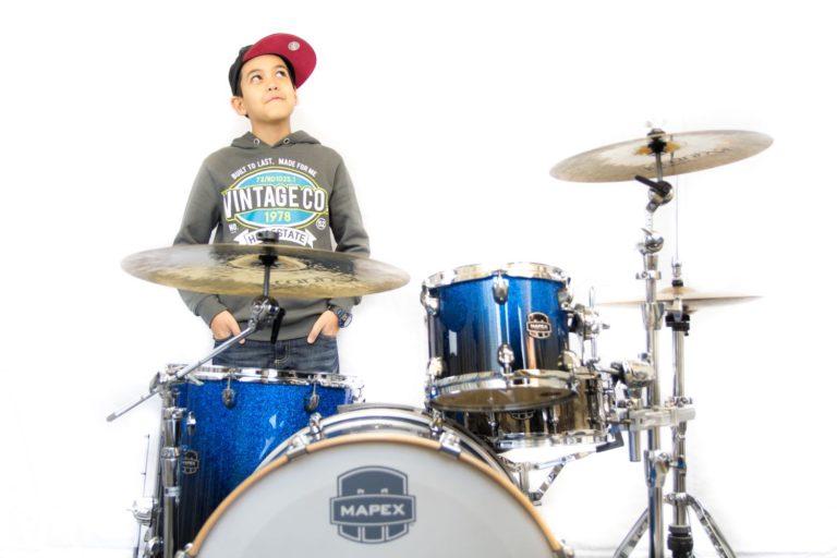 pro-Drum Schlagzeugunterricht Schüler 4