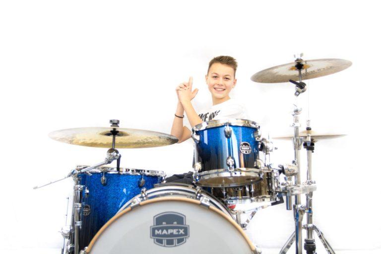 pro-Drum Schlagzeugunterricht Schüler 5