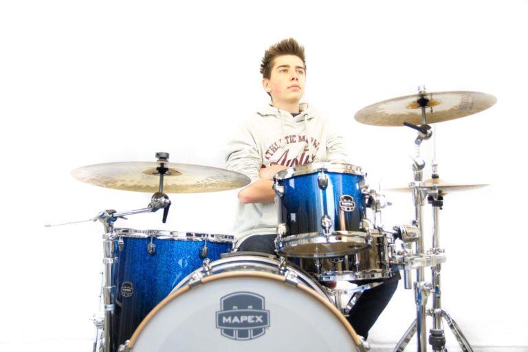 pro-Drum Schlagzeugunterricht Schüler 6
