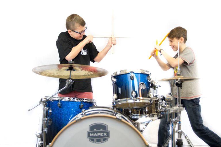 pro-Drum Schlagzeugunterricht Schüler 8