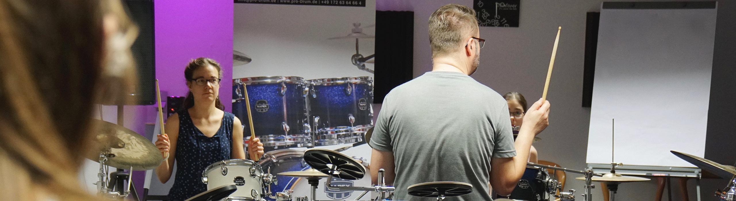 Schlagzeug Ferienprogramm Bad Rappenau – Schlagzeug für alle! 3-Tages-Kurs